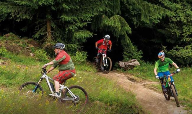 Bosch Performance Line CX eMTB Electric Mountain Bikes