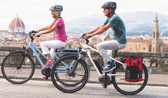 Bosch Performance Line Electric Bicycles