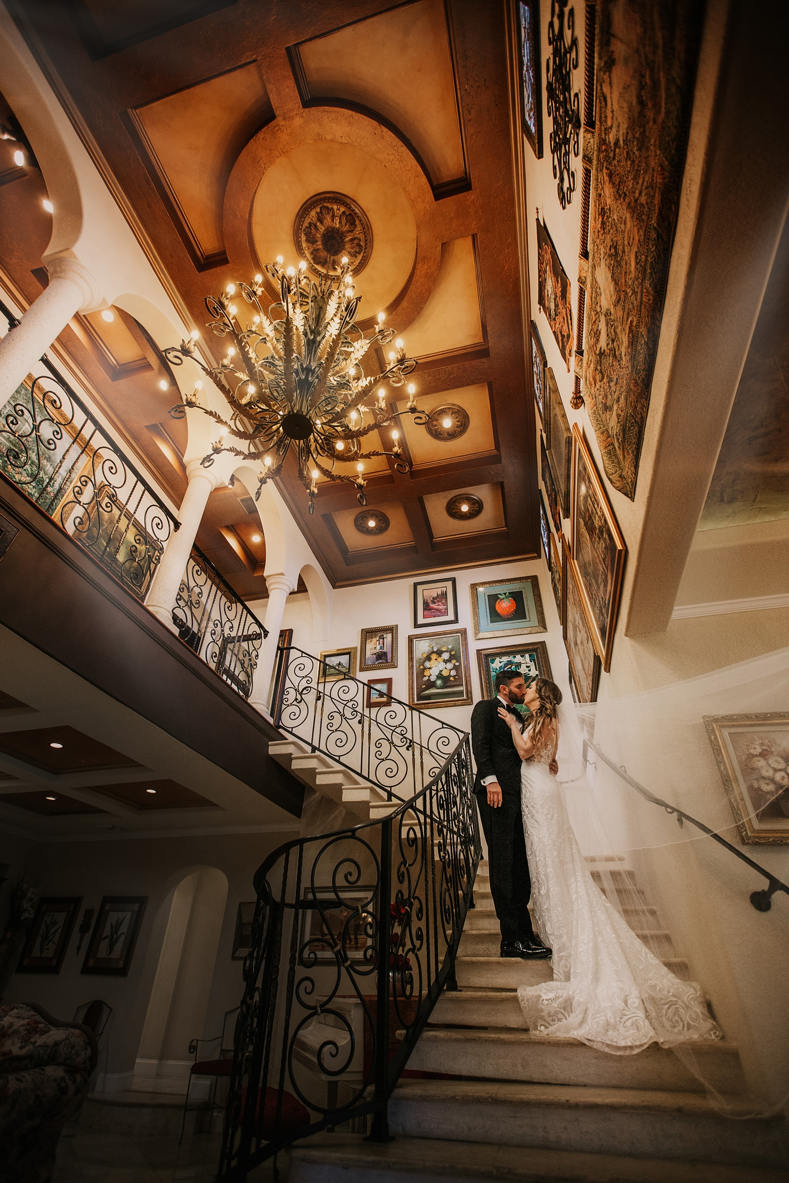 Villa Tosacana Miami Wedding
