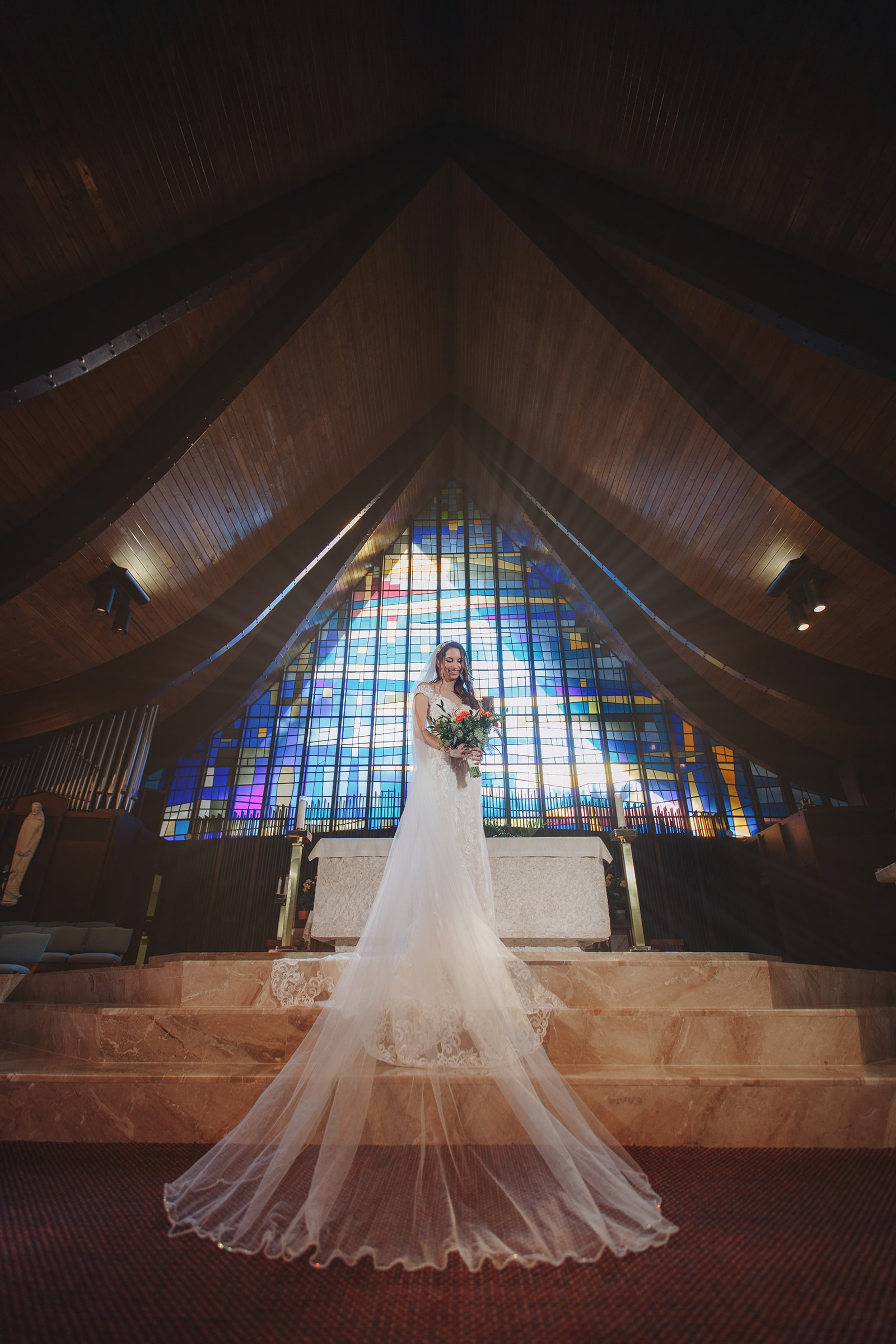 St Hugh Catholic Church Wedding.jpg