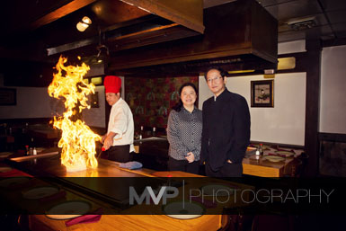 Sheena Shen, owner; Ian Shen, owner; Kikus