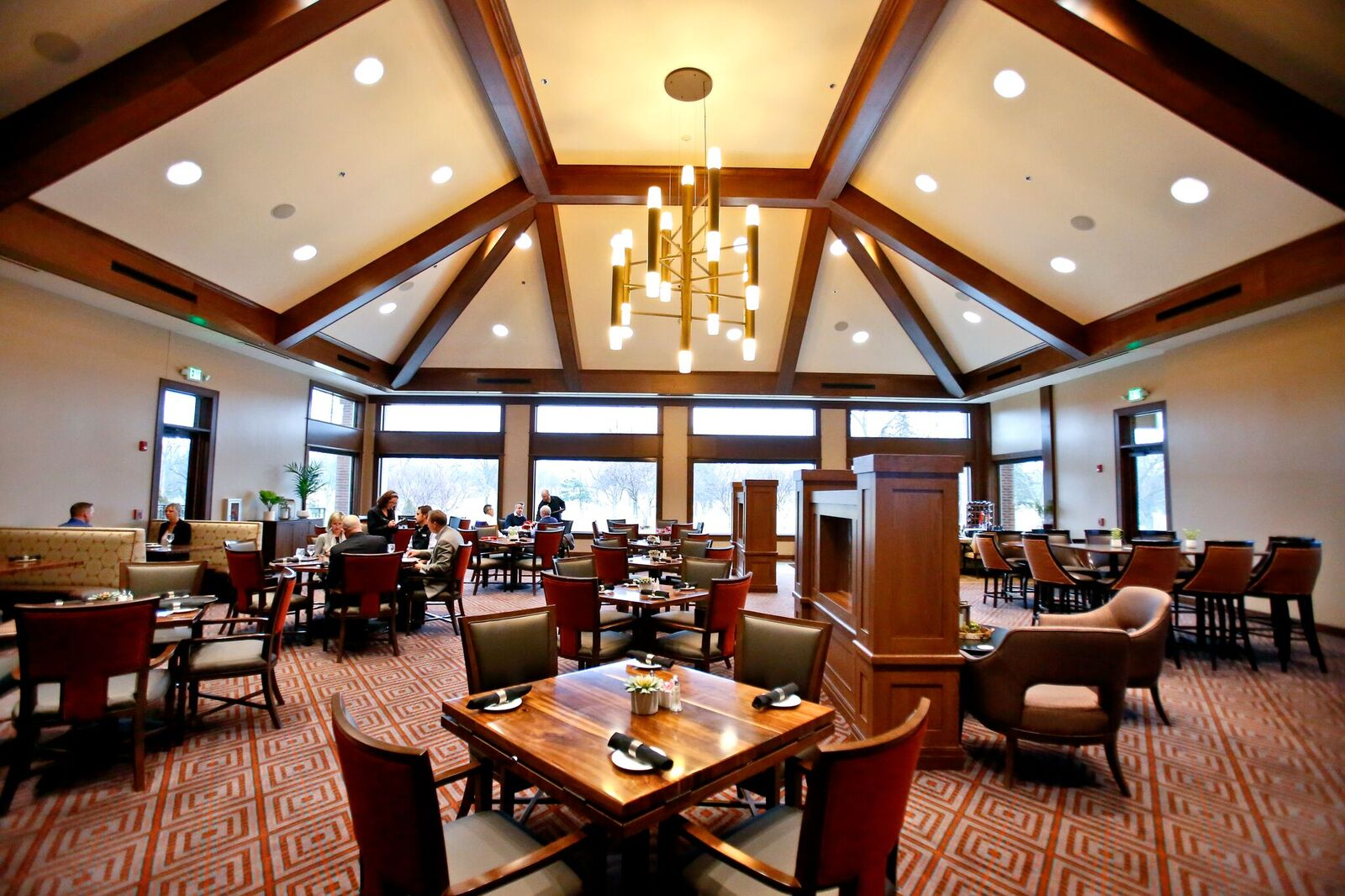 TCC Dining Room and Bar