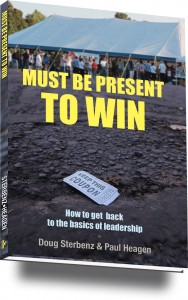 Check out Doug's new book - Must Be Present to Win
