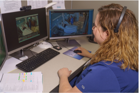 Stormont Vail Health's Virtual Nurse platform is changing the traditional nursing model by giving patients access to a nurse via video and audio as needed.
