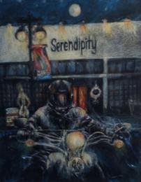 """Serendipity"" by Lois Van Liew Studio 831"