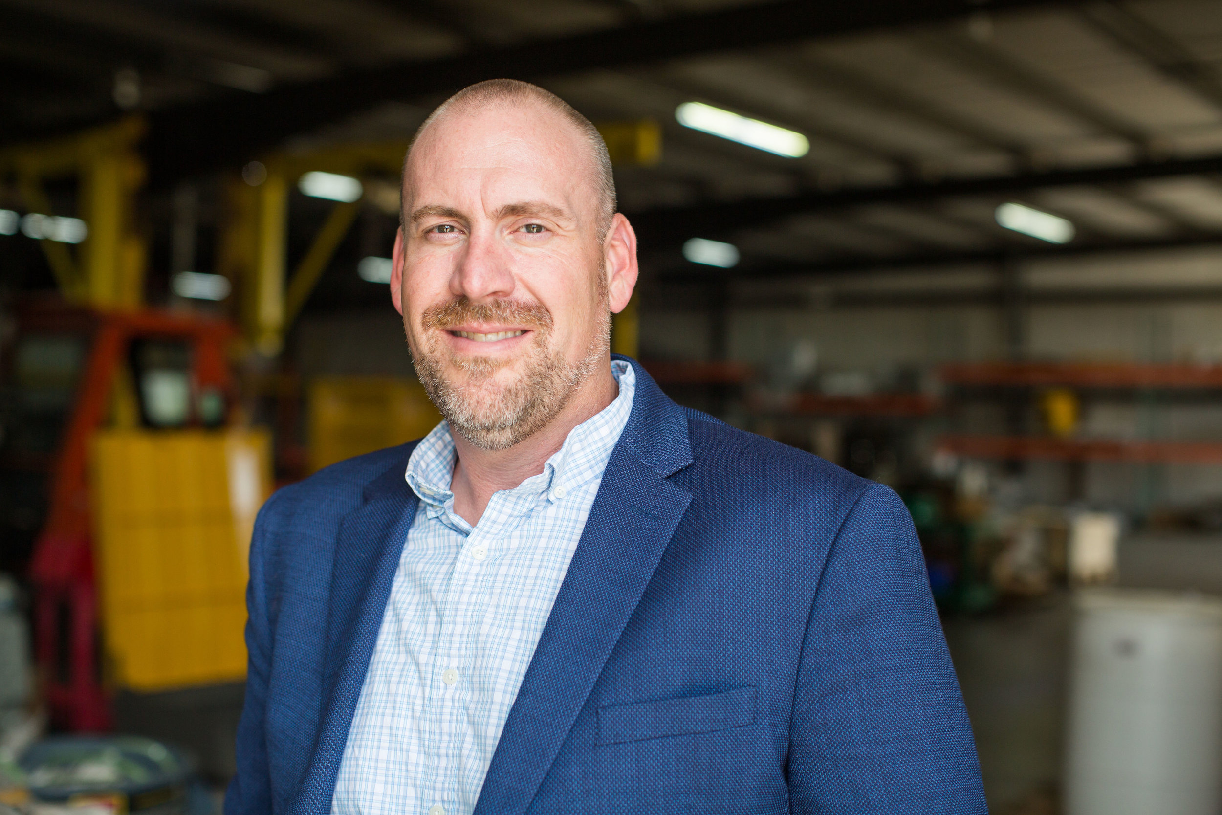 Neal Spencer, president and CEO of Ernest-Spencer, plans to focus inorganic growth by investing in new technology that will maximize production for existing customers.