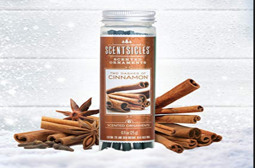 Cinnamon can sharpen your mind -