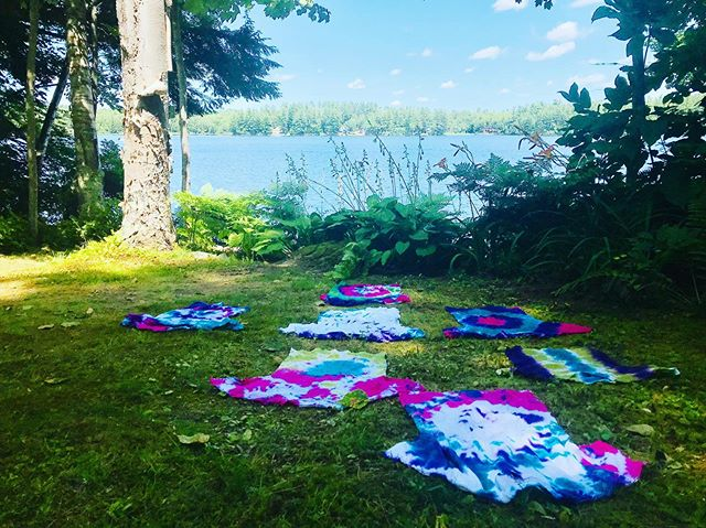 Interested in learning more about what happens at camp? Check out our blog! Link in bio 🦋 . . . . . . . . . . .  #growingroutes #mainesummercamps #summercamp #daycamp #learnmore #overnightcamp #confidence #creativity #compassion #blogging #mainelakes #youthcamp #tiedye #youthempowerment #simplejoys #nonprofit #friendship #hiking #baking #getoutside #artsandcrafts #swimming #campchloe