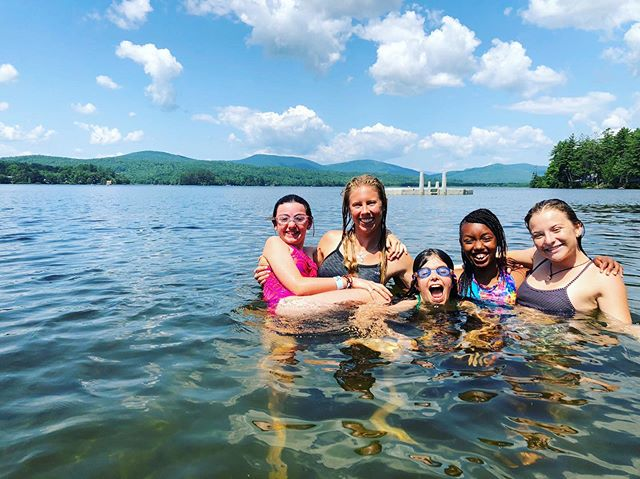 Wishing all of our campers a great start to the school year!! . . . . . . . . . .  #growingroutes #mainesummercamps #newfriends #summercamp #daycamp #overnightcamp #mainesummer #mainelakes #mainecamps #mainemountains #artsandcrafts #youthempowerment #painting #confidence #creativity #compassion #creativeexpression #friendship #campchloe #campchloe2019