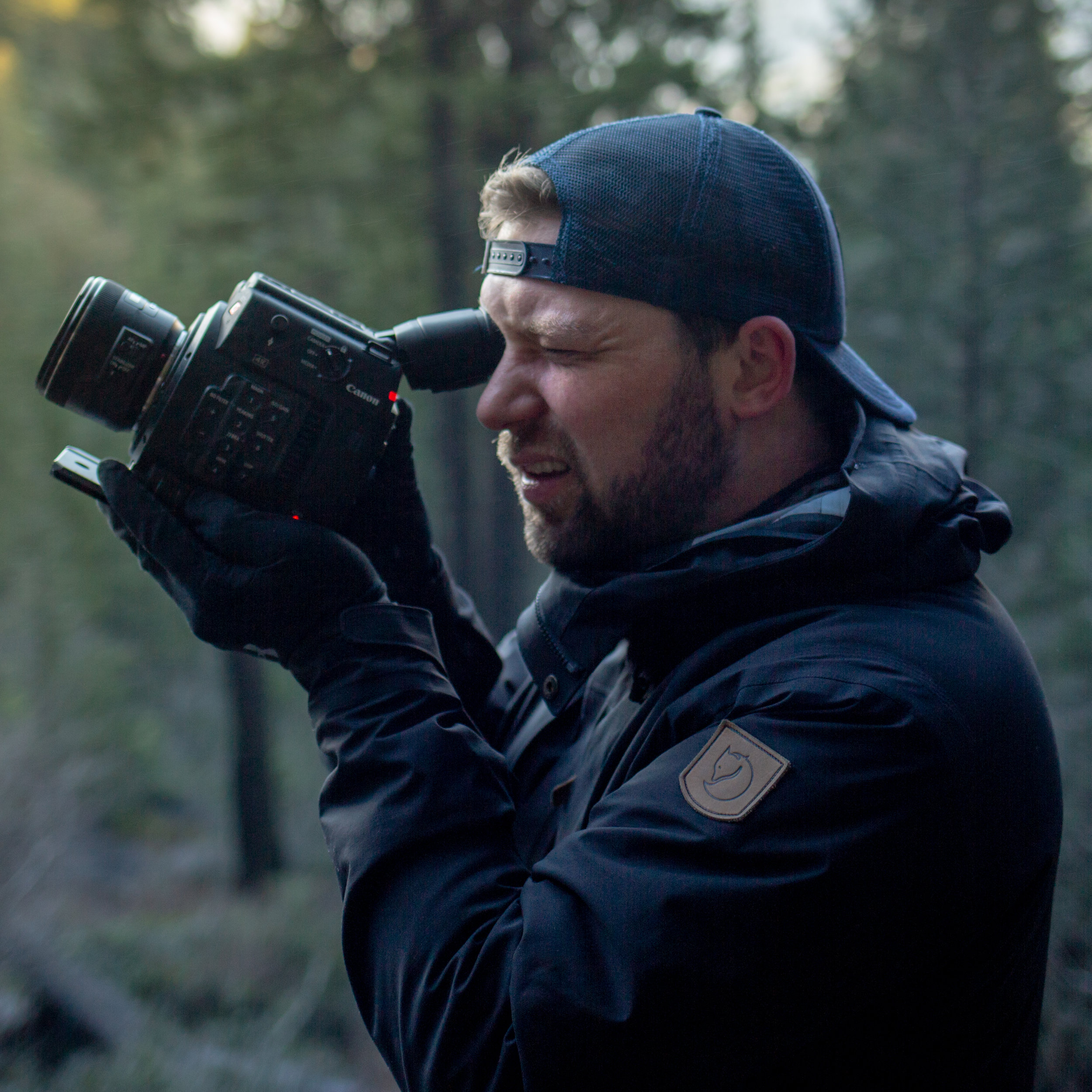 Jayce Hawkins - Director of Photography