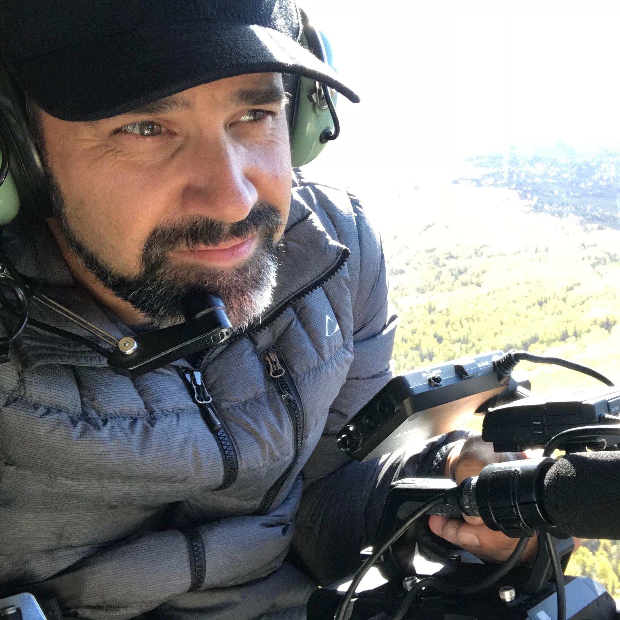 Chris Wilson - Cinematographer