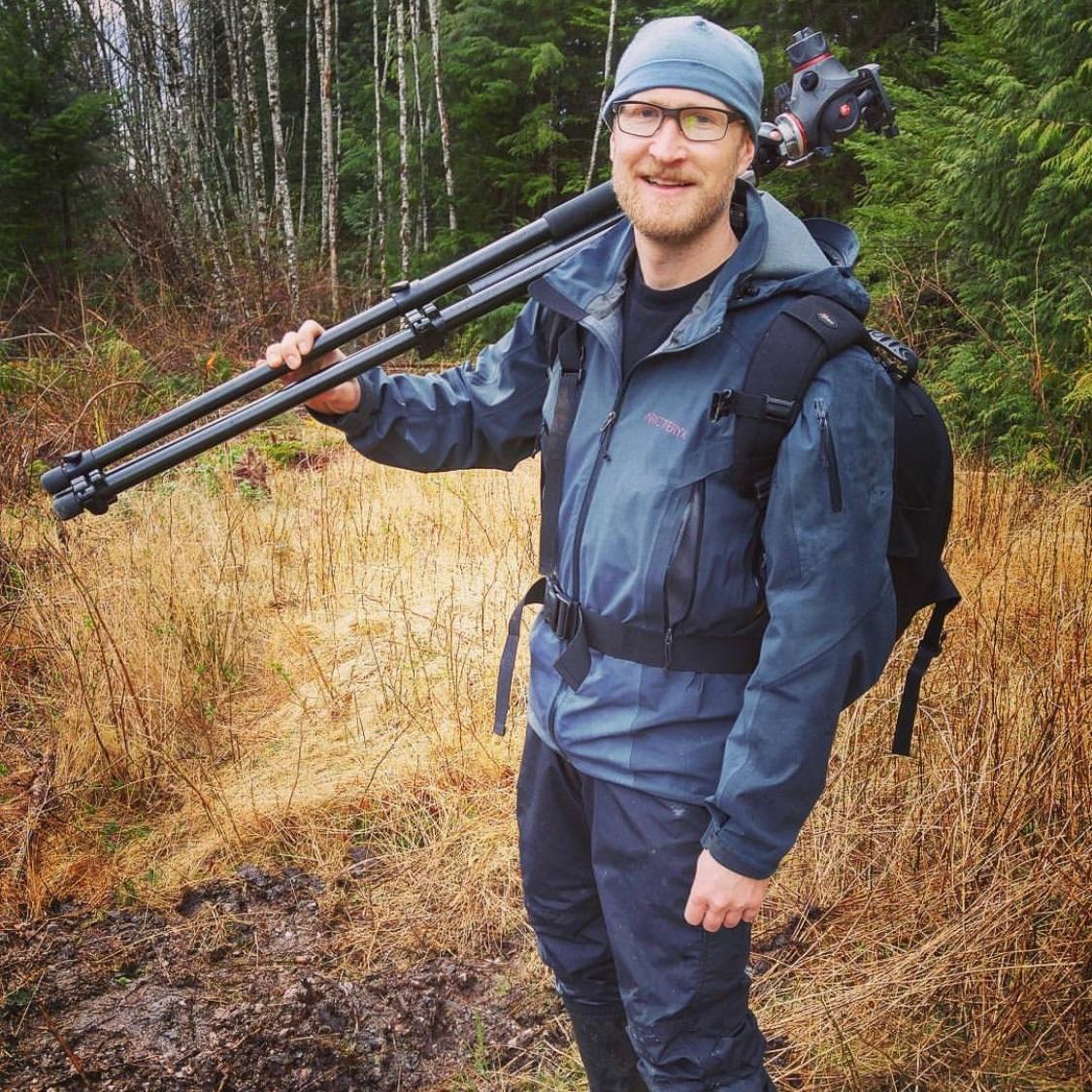 Andy Robertson - Filmmaker / Editor