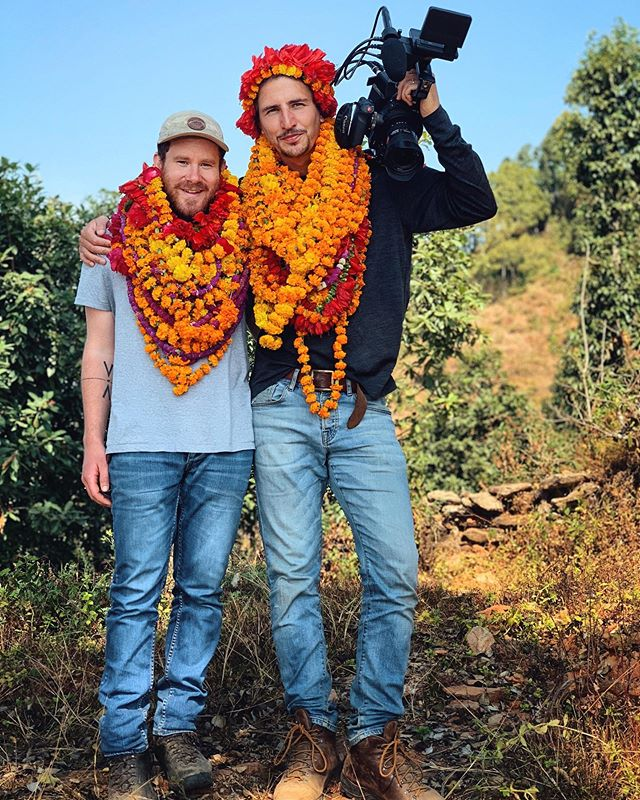 Throwback to a great shoot in Syabru Besi, Nepal, visiting a recently rebuilt school. With our good buddy and producer @jaymacaveli 🌞 . . . . . . #getoutthere #imagesofnepal #documentary #sonya6500  #mountains #itswhatido #travelon #natureaddict #landscapephotography #wilderness #approachmedia #neverstopexploring #nepal #syabrubensi #nepalnow