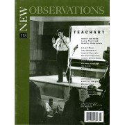 """TEACHART - In this issue editors Lucio Pozzi & Bradley Rubenstein explore their concept of TEACHART: speaking of teaching and art as well as the more mystical """"Tea Chart."""" Pozzi states, """"Despite the substantial difference between a regulated tradition such as the tea ceremony and the anarchistic developments of modern art, art nowadays has become similar to the tea ceremony in its complete yet structured lack of utilitarian purposes."""" Rubenstein writes more specifically about the importance of teaching art and hints that perhaps the roles of artists and pedagogue are inherently linked. The issue also includes works, statements, and essays by Joseph Beuys, Angiola Churchill, Barbara Flug Colin, Jeremy Gilbert-Rolfe, Harmony Hammond, Ike Hobbs, bell hooks, Joan Jonas, Mike Kelley, Karen Kimmel, Jeff Koons, Robert C. Morgan, Michael Rees, Mira Schor, Blake Stimson, Claude Wampler, Lilly Wei, as well as an interview with Sezer Aykan by Peter Halley…Order here"""