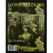 """On Doubling - Edited by: GodzillaFeatures in this issue include: """"Gojira vs. Godzilla"""" by Todd Ayoung; """"Uncle Tom's Cabin"""" by Linh Dinh; """"Beyond Doubling, A Landscape of Identity: A Space of Multiplicity"""" by Maureen P. Wong; """"Towards a Biculturalist Practice of Art History"""" by Bert Winther-Tamaki. Other contributors include Chingyu Sun, Mitsuo Toshida, Shirin Neshat, Noc Tanigawa and Allan deSouza, among others…Order here"""