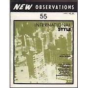 "International Style - Edited by: Brian BoigonFeatures in this issue: ""Victorian Spacing"" by Brian Boigon; ""Composition as Explanation"" by Gertrude Stein; ""Chinatown International"" by Collins & Milazzo; ""Domesticated Transients"" by Donald McKay; ""Thus Spake Zarathustra (Excerpt)"" by Friedrich Nietzsche;…Order here"