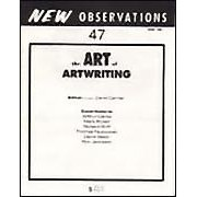 "The Art of Artwriting - Edited by: David CarrierFeatures in this issue: ""Munakata in New York: A Memory of the '50s"" by Arthur Danto; ""Photography Past and Present"" by Mark Roskill; ""Handling Shocks"" by Richard Shiff; ""The Human Factor"" and ""Shadow of Boston, Part Two"" by Thomas Nozkowski; ""Landscape"" by David Sawin; ""One Moment One"" by Ron Janowich…Order here"