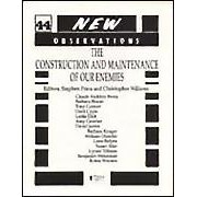 """The Construction and Maintenance of our Enemies - Edited by: Stephen Prina & Christopher WilliamsFeatures in this issue: """"Tag!… You're It!: If You're Part of the Solution You're Part of the Problem"""" by Barbara Blum; """"Theory - The People's Foe"""" by Tony Conrad; """"Haiku"""" by Amy Gerstler/Benjamin Weissman; """"Dictation"""" by Barbara Kruger; """"'We Are Unwilling To Start Down That Road': *3 Vignettes"""" by William Olander; """"Madame Realism Saw This in The Wall Street Journal"""" by Lynne Tillman; """"Play To Play"""" by Robin Winters…Order here"""