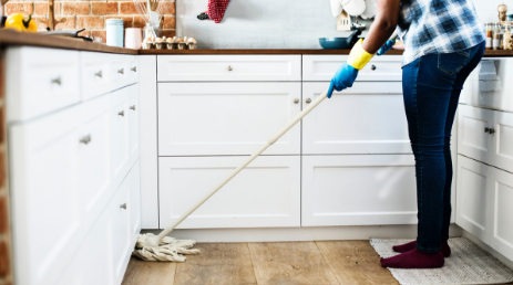 Cleaning Services -