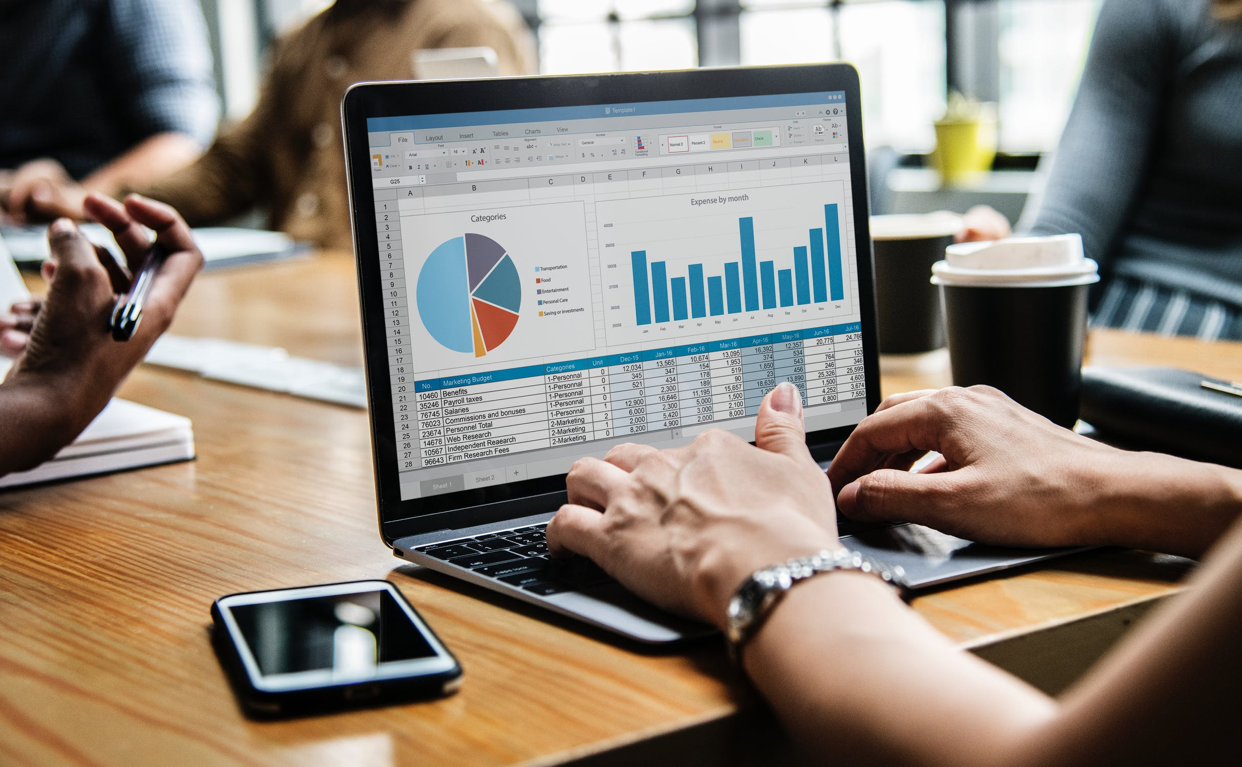 tracking & reporting - Get the results you're looking for with frequent reporting and testing to maximize your budget.
