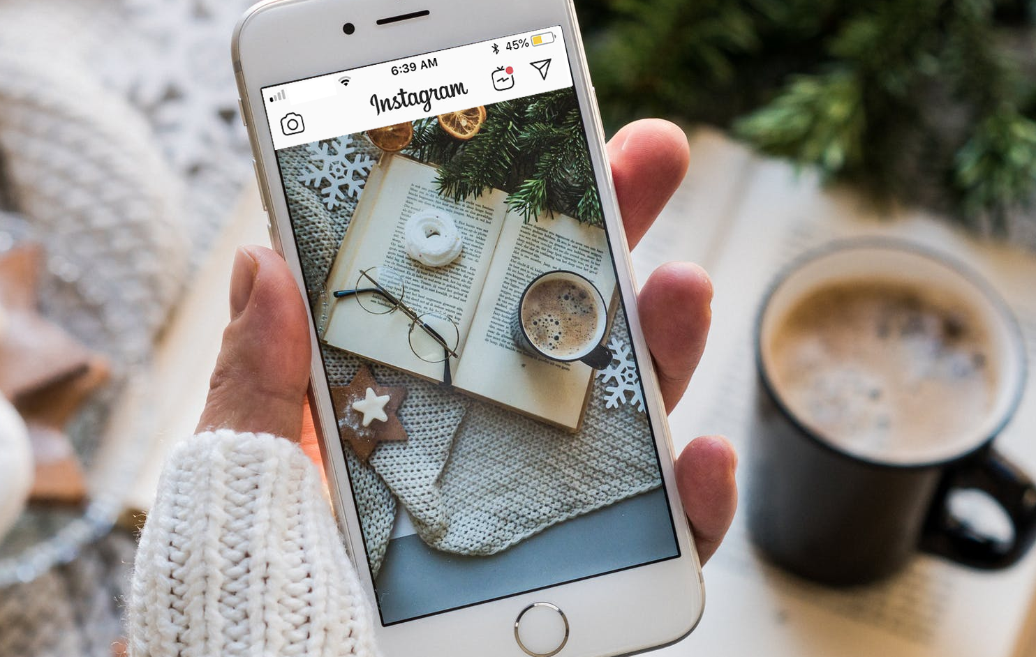 eye-catching content - Not sure how to put your product pictures or graphics to work? Rely on our team to share visually appealing content that will stop the scroll and pique interest.