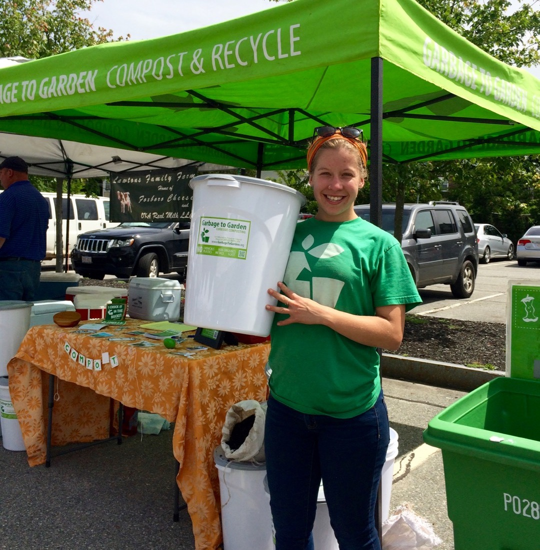 Garbage To Garden - Portland, MEOccasional: 6/27, 8/29Instagram: @GarbageToGardenTwitter: @GarbagetoGardenFacebook: @GarbageToGardenMaine's first & New England's most successful curbside composting company. We make composting so easy, you won't even get your hands dirty.