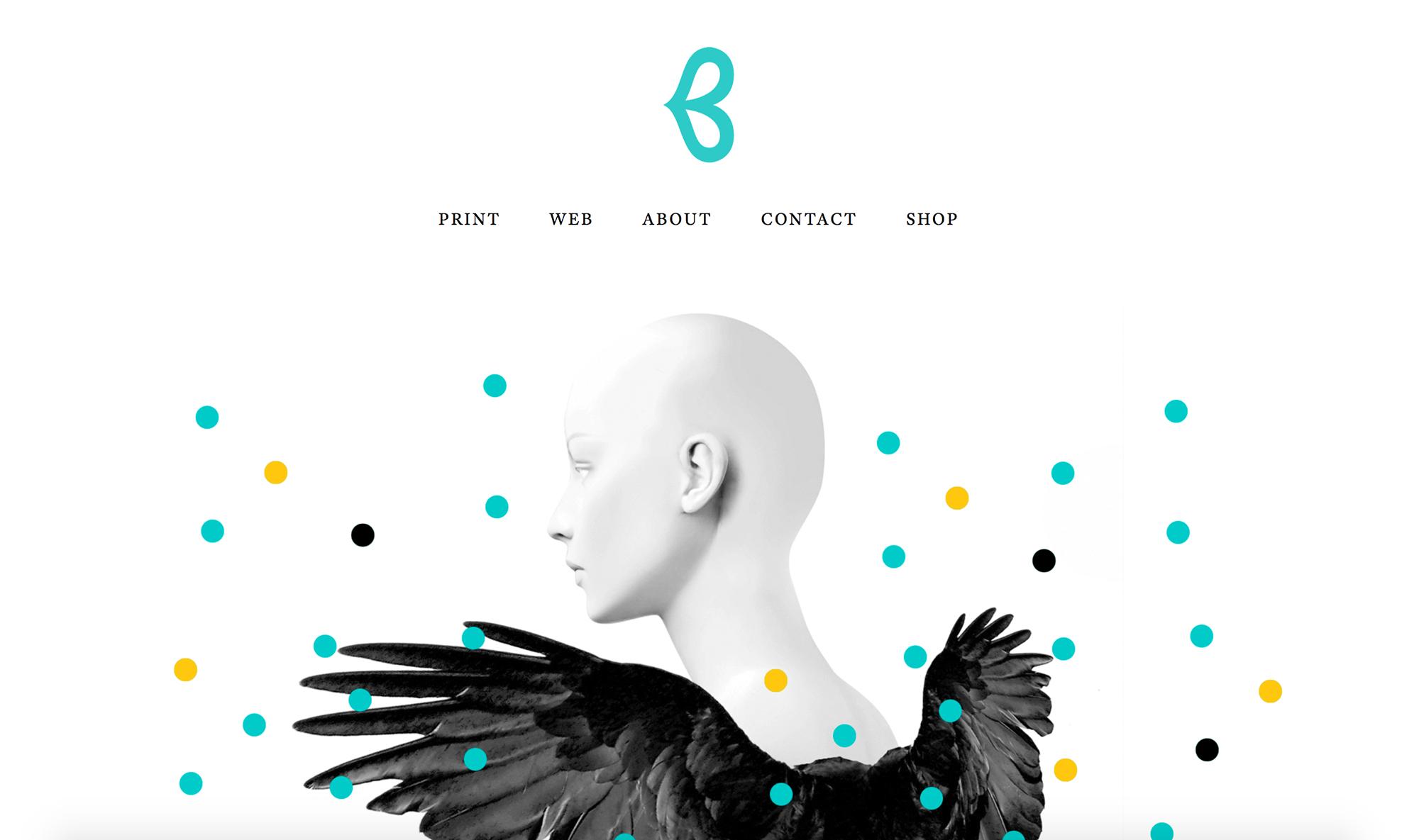 Baddydesign: Vefhönnun + grafísk hönnun + logo hönnun + mörkun