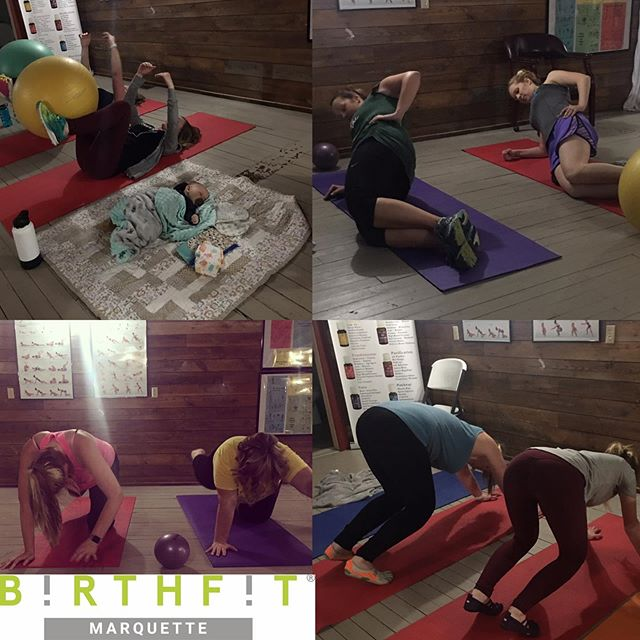 //The Functional Progression// ⠀⠀⠀⠀⠀⠀⠀⠀⠀ What I find so amazing about the movements we do in @birthfit is that they are the same movements these sweet mamas will be watching in their own kiddos. Our movement flow is based off of Dynamic Neuromuscular Stabilization and Developmental Kinesiology because we/they understand proper function and stabilization like no other when it comes to movement and how we were born to move. 👣  Development in children is so amazing when you think about how nobody teaches them how to do it; they innately have those proper movement patterns to roll, sit, crawl, stand, and walk, and it all starts with the breath. (Although, this is a good example to how interfering with development can cause issues down the way (but that is for another post another time! 😜)) ⠀⠀⠀⠀⠀⠀⠀⠀⠀ We train with a solid foundation and help initiate proper healing when it comes to the core and pelvic floor after a rigorous event like no other, childbirth. This healing is not purely physical: it's mental, spiritual and emotional as well, and you need all of it when it comes to your postpartum journey. 🤱🏻 ⠀⠀⠀⠀⠀⠀⠀⠀⠀ Whether you just had a baby 6 weeks ago, 5 years ago, or you want to take the class with your daughter who just had a baby because you yourself have not yet worked on intentionally healing your core and pelvic floor (because postpartum lasts forever,) our next series begins on September 4th. Join us every Tuesday in September from 3-4 pm for the Postpartum Series: Breath and Flow. 🧘🏻‍♀️ ⠀⠀⠀⠀⠀⠀⠀⠀⠀ Side note: Missing all of my #birthfitmarquette women today! 💚 Love each and every one of you!! ⠀⠀⠀⠀⠀⠀⠀⠀⠀ ⠀⠀⠀⠀⠀⠀⠀⠀⠀ #birthfit #birthfitmarquette #fitness #nutrition #mindset #connection #community #women #motherhood #mother #mom #strongasamother #postpartum #healing #health #movement #function #functionalprogression #dns #developmentalkinesiology #birth #childbirth #development #babies #baby #support #journey