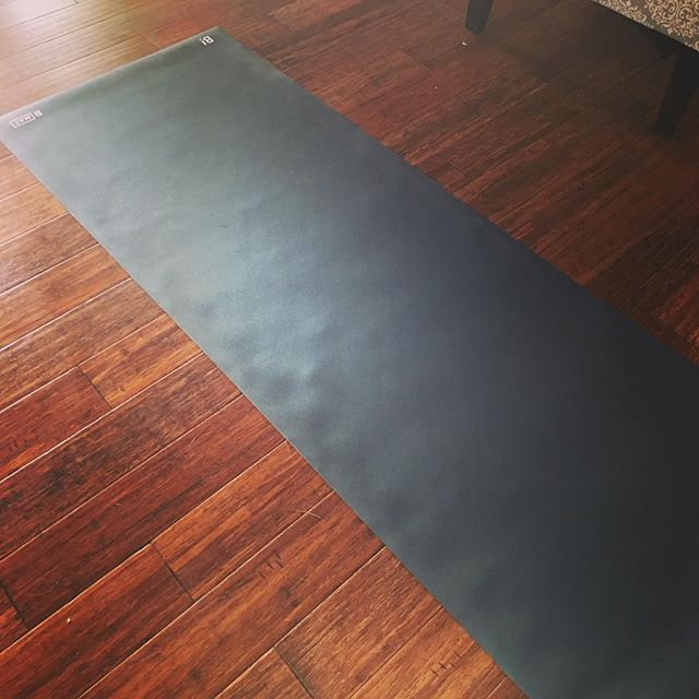 Hopping on the mat first thing in the morning is how I start my day and week off right. I find peace, clarity, mobility and strength. How are you choosing to start your days/weeks?! ⬇️ Tell me below. I love to hear about other morning/weekly routines?! #routine #morning #day #week #month #september #peace #clarity #strength #mobility #movement #yoga #birthfit #fitness #nutrition #mindset #connection #daily #meditation #journal #gratitude #journey #wellness