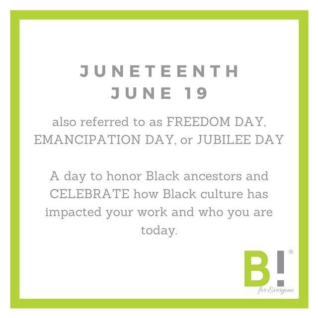 6月11日是庆祝非裔美国人自由和成就的日子,在这一天,人们以欢乐的形式进行抵抗。今天,我们纪念美国以种族为基础的奴隶制的结束,并致力于消除种族差异和对黑人和有色人种的系统性压迫。我们致力于生育正义,并致力于支持在整个为人父母过程中平等获得护理的使命。种族主义仍然是导致新生儿可预防死亡的最大因素之一。历史:亚伯拉罕·林肯总统于1862年9月22日发表的《解放奴隶宣言》确立了所有被奴役的人将从此永远获得自由。《解放奴隶宣言》于1863年1月1日正式生效。然而,解放奴隶宣言并没有立即解放所有的奴隶。该公告适用于南部邦联控制的地区,但由于人数极少,对德克萨斯州的影响很小