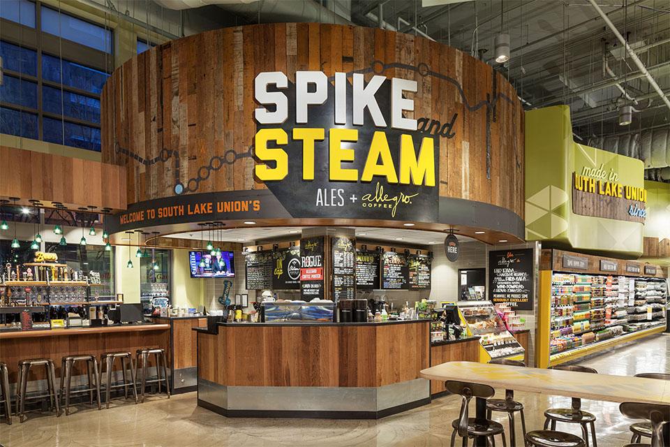 Whole Foods Market, SLU - Seattle, Washington