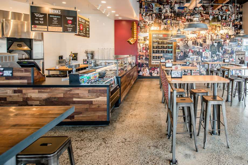MOD Pizza - National Account