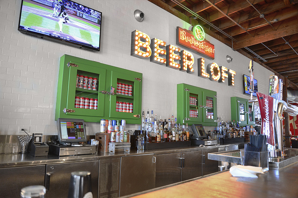 Budweiser Loft, Petco Park - San Diego, California