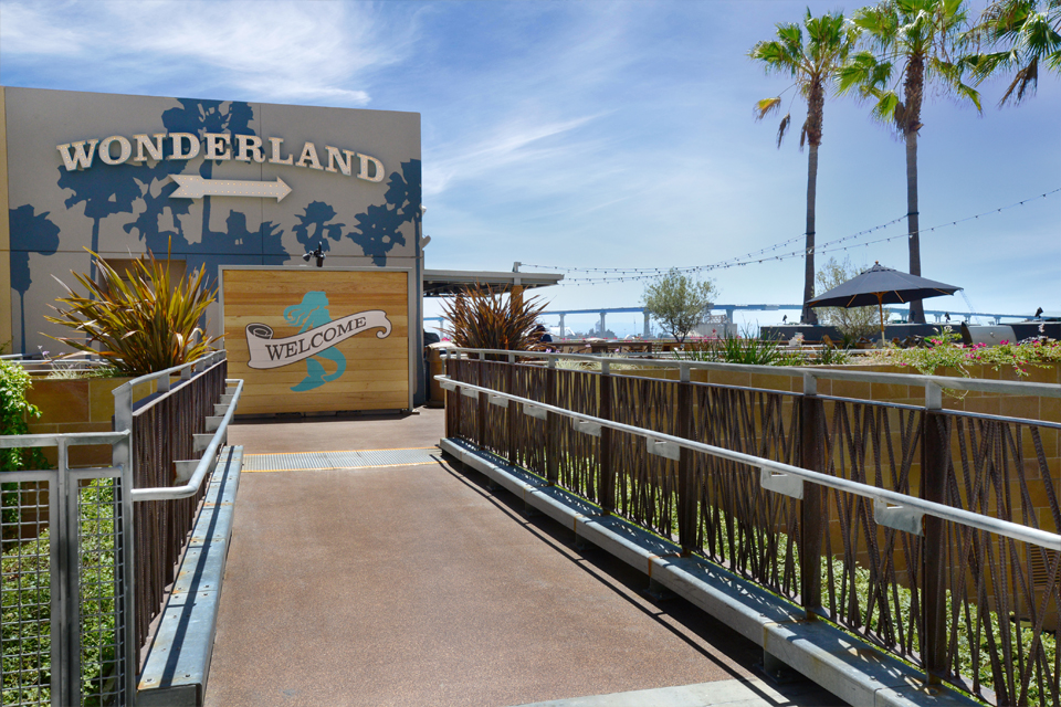 Wonderland, Petco Park - San Diego, California