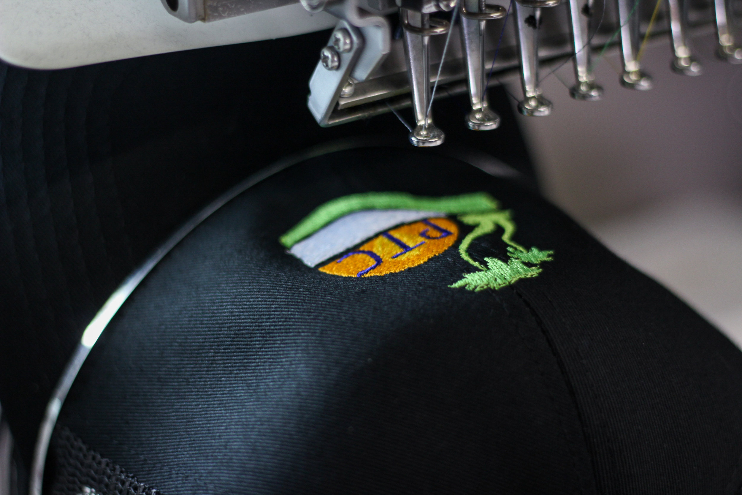 Details - every embroidery design takes careful thought and planning. we take the time necessary to ensure a great product is created every time.
