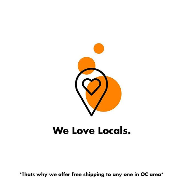 It pays to print local 🧡 Ask about free shipping on orders made by anyone in the Orange County Area 🙌🏻 - #TeesMadeEasy