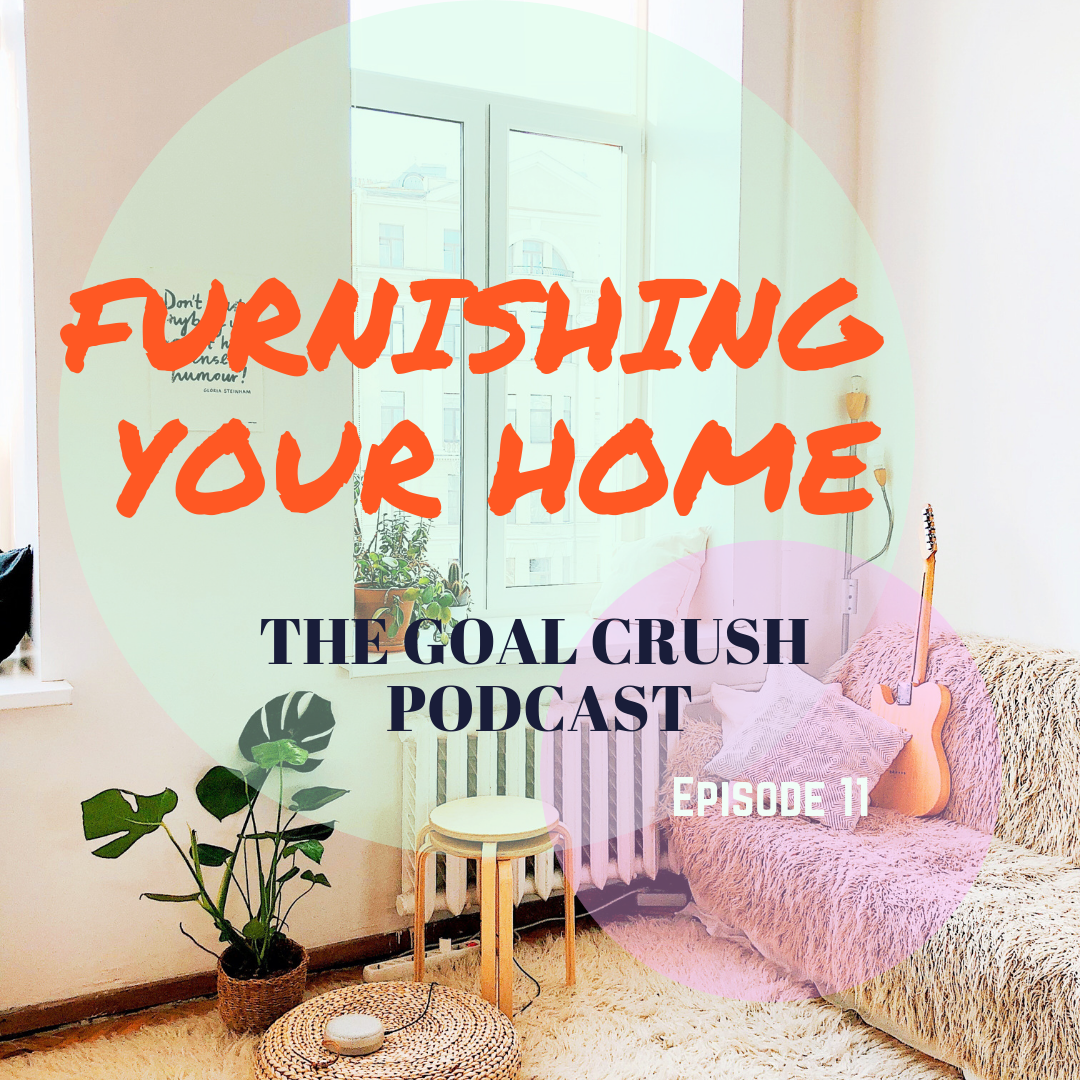 furnishing a home podcast