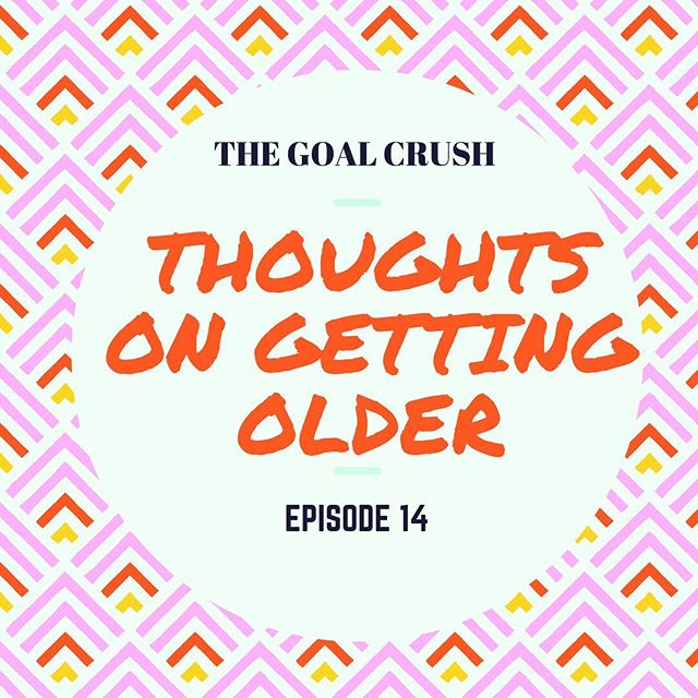 Anyone else get pensive around their birthday? With Margaret turning 34 last week we took the chance to discuss our thoughts on getting older in this weeks episode. We talk about regrets, the end of the world, the 2020 election, flailing as a way of life, and how awesome our 30s are compared to our 20s. ⠀ ⠀ However old you are, what's your favorite thing about getting older???⠀ ⠀ ⠀ Oh, and listen to this episode now on iTunes or Spotify! Link in stories and profile. ⠀ ⠀ ⠀ ⠀ ✨✨✨✨✨✨✨✨✨✨✨✨✨✨ ⠀ ⠀ ⠀ ⠀ ⠀ ⠀ #podcastlife #podcastersofinstagram #personalgrowth #goalsetter #goalsaf #goals😍 #goals #goalcrusher #goalcrushing #goalcrushers #selfcaretips #selfempowerment #selfhealing #podcaster #growthhacking #goaldiggers #goalchaser #goalgetters #podcasters #thoughtsongettingolder #gettingolder #birthdaythoughts #birthdayvibes #birthdaypost #aged #older #selfreflection #birthdayideas #birthdaytime #birthdaywish  P.s. if you're reading this we also talk about our six month anniversary and our party on June 9th! You're invited. Link in profile. 😘😘😘
