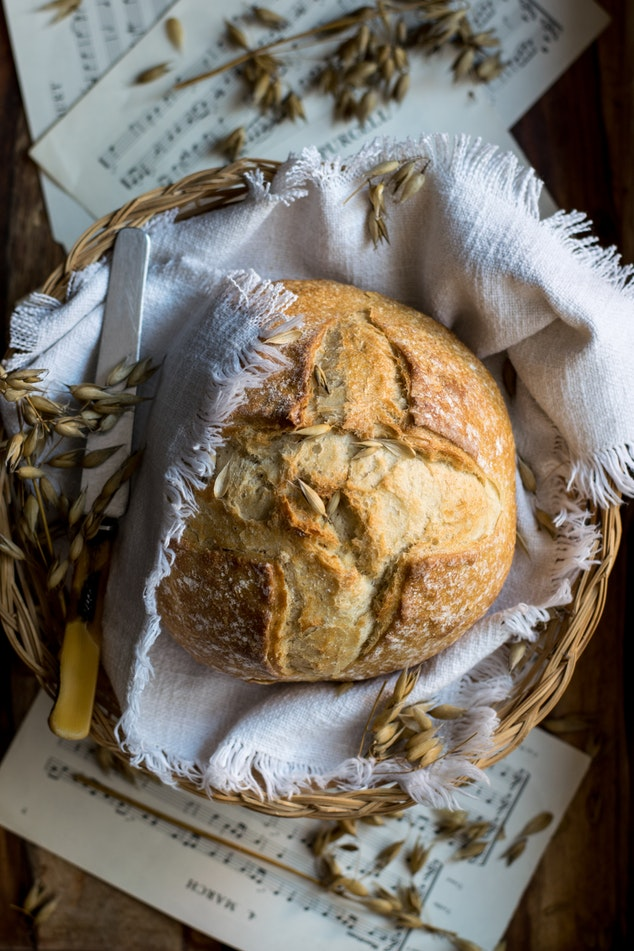 Our expertise and quality ingredients result in loaves that are crusty on the outside and soft and chewy on the inside -