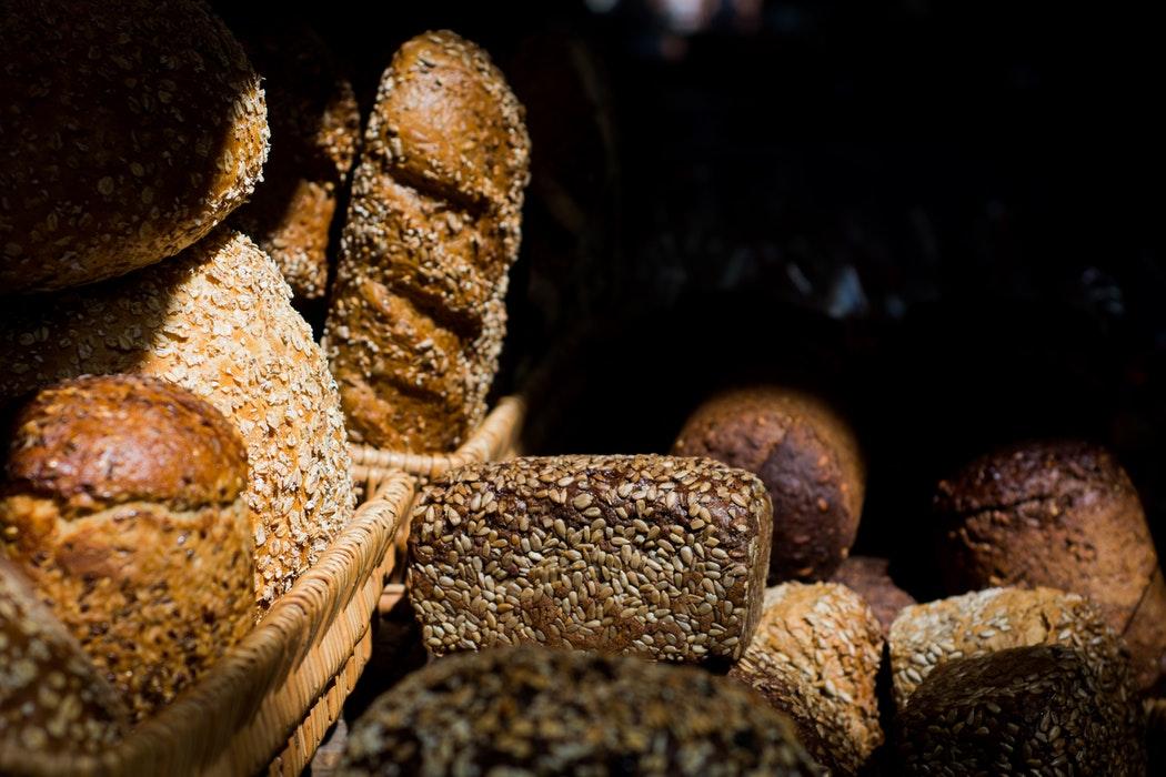 Breads We Offer -