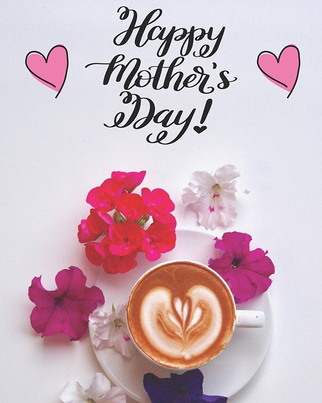 From all of us to all of you, Happy Mother's Day!