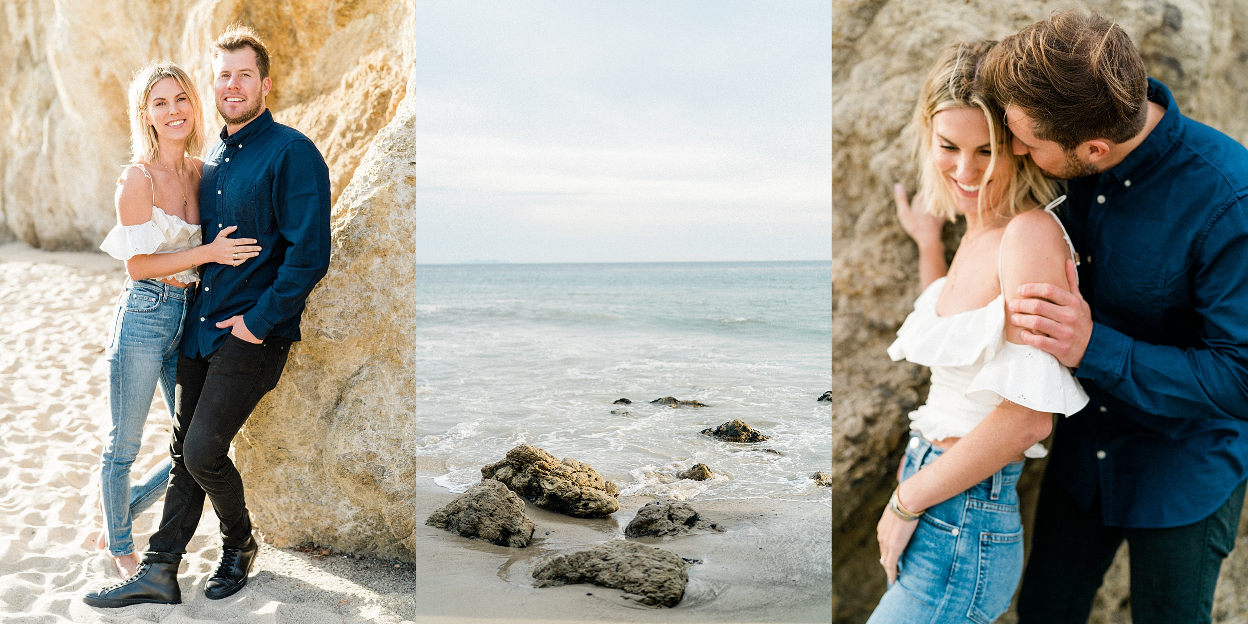 El Matador Malibu Engagement Session Stewart and Connie Photography_0007.jpg