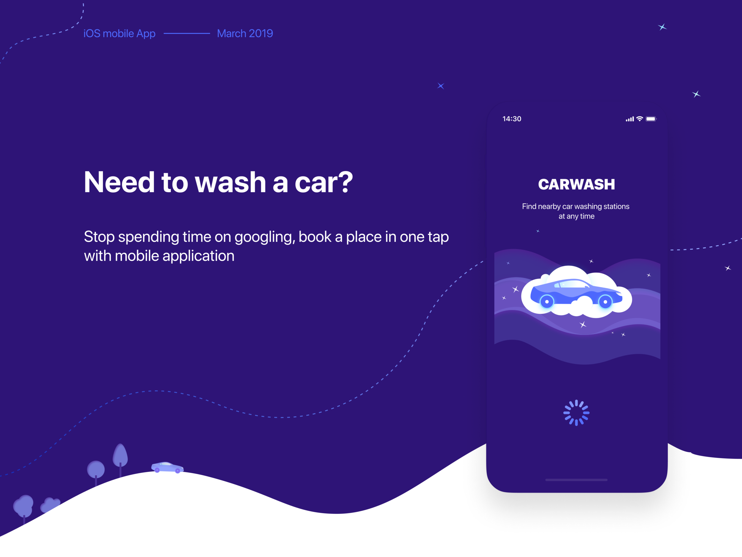 Carwash iOS App