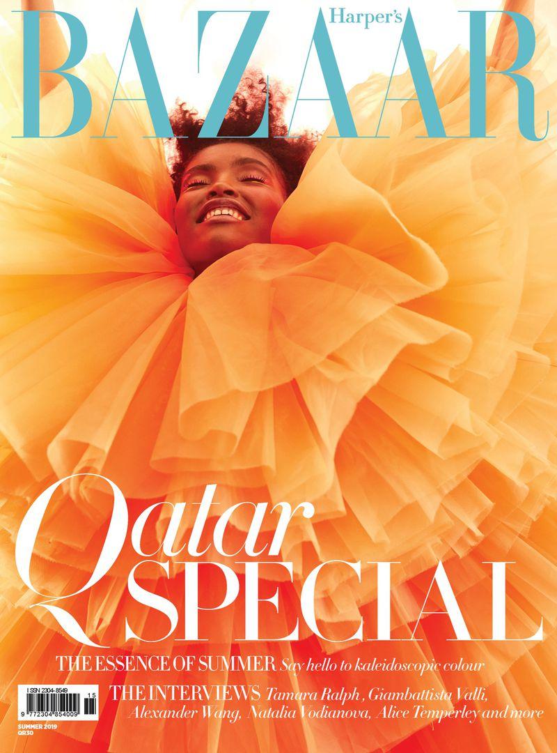 Harper's Bazaar Arabia Qatar Special Edition Summer 2019.jpg