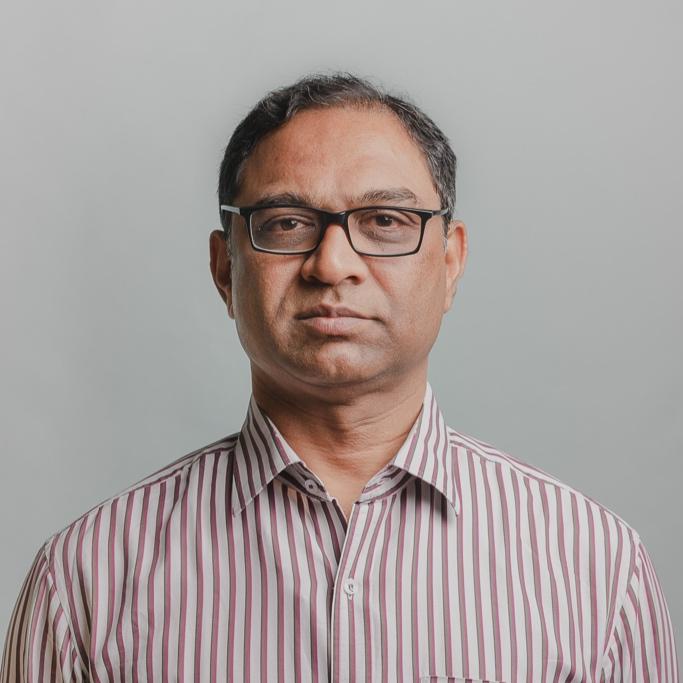 Navneet Patel - Director