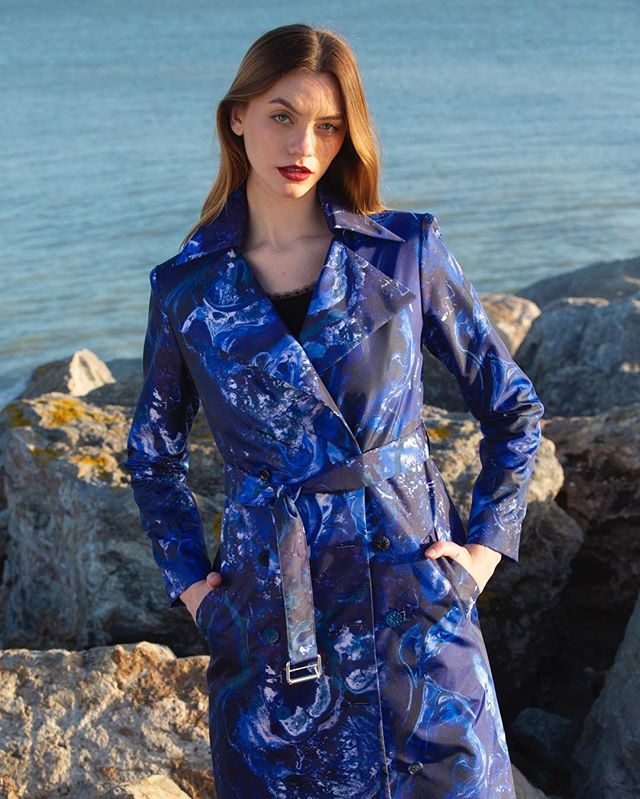 Thank you @tatlermagazine for featuring our Isabella Trench Coat which is printed and made in London! . . . . . . . tatler #britishfashion #womensfashion #trenchcoat #raincoat #waterproofcoat #printdesign #contemporaryfashion #press #magazinefeature #presscoverage #fashion #fashioninfluencer #madeinbritain