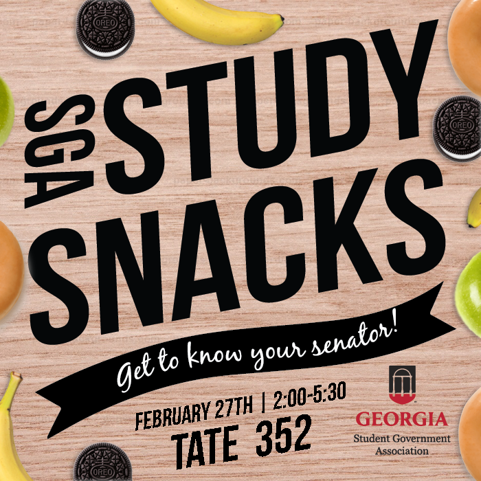 Study Snacks Graphic