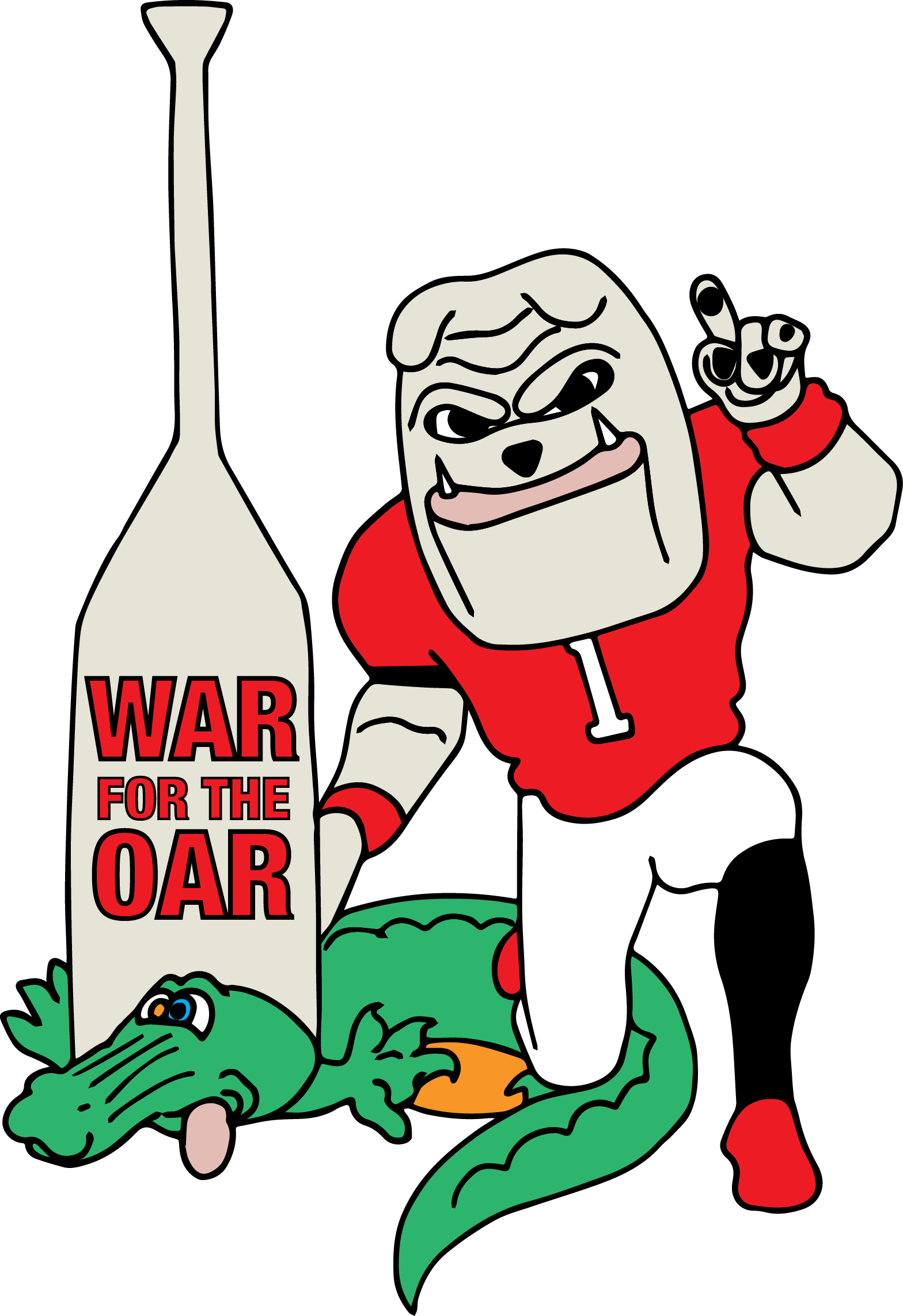 War for the Oar Graphic
