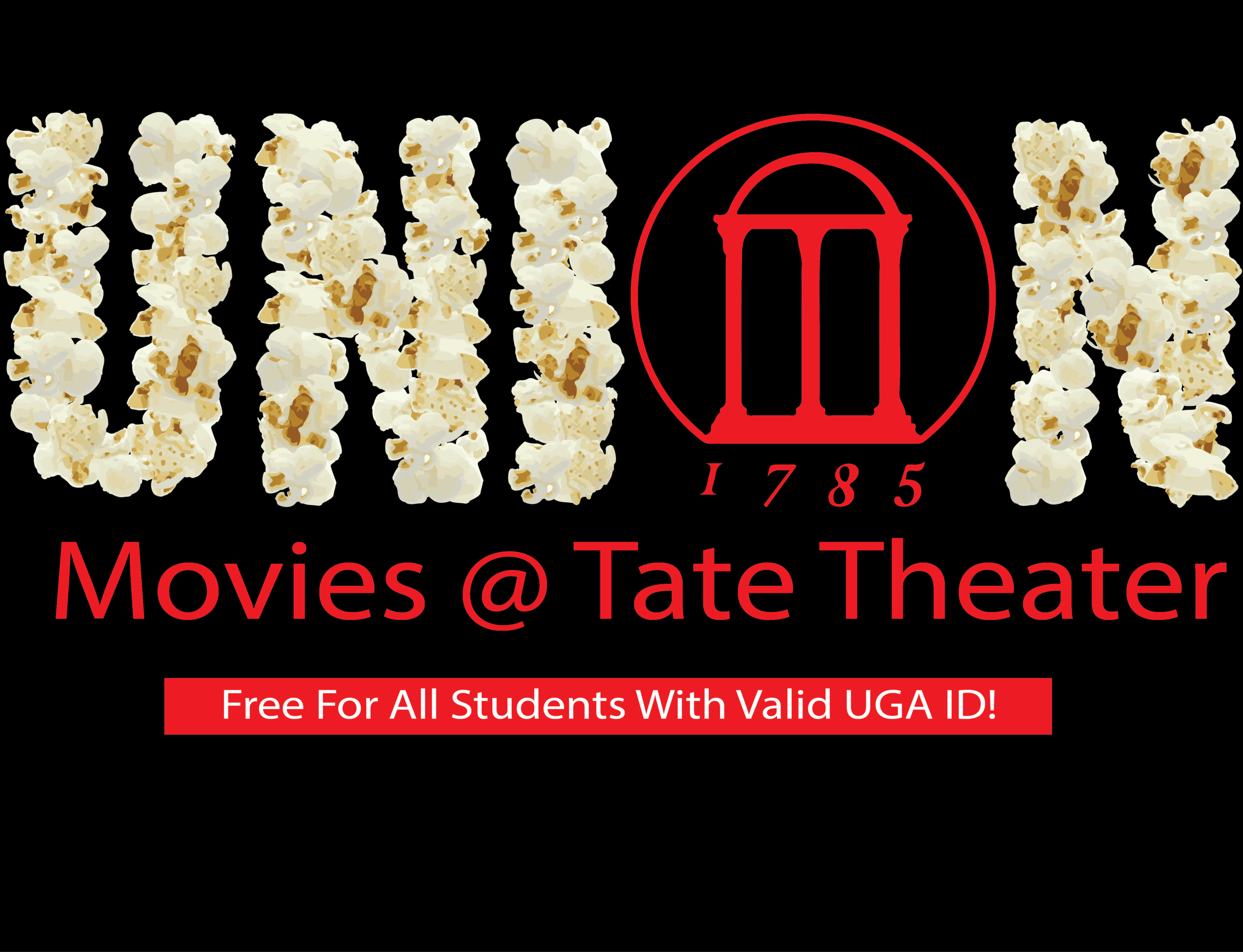 Tate Movies Advertisement