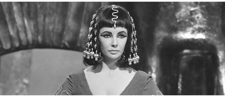 "Screenshot aus dem Monumentalfilm ""Cleopatra"" (1963)"